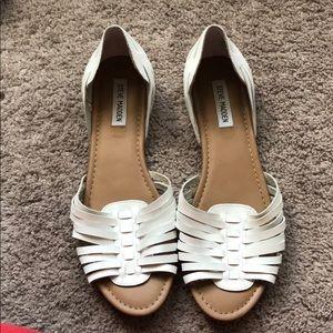 Steve Madden Sandals - White